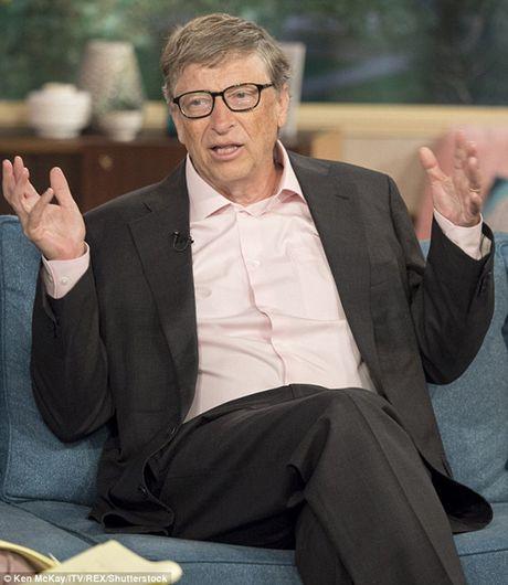 Bill Gates: 'Cac con tu hao vi toi khong de lai tai san cho chung' - Anh 1