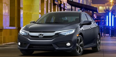Consumer Reports khong con danh gia cao Honda Civic - Anh 1