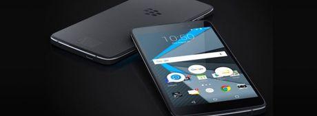 Chuyen gia bao mat BlackBerry DTEK60 ra mat voi gia 11 trieu dong - Anh 1