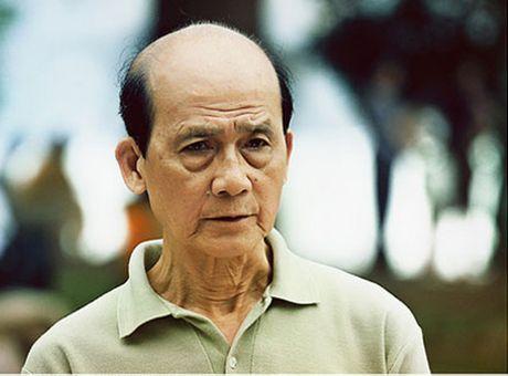 Thuc hu chuyen NS Pham Bang bi ung thu, khong dong duoc hai tet 2017 - Anh 2