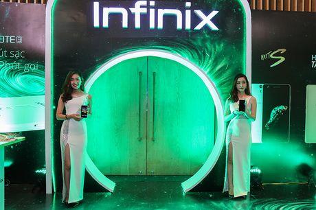 Infinix ra mat bo doi phablet Note 3, Hot 4: Gia re, pin khung - Anh 8
