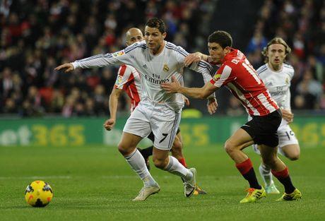 Tiet lo nhom cau thu dang am tham 'dam sau lung' Ronaldo o Real - Anh 2