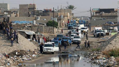 Giai phong Mosul: Iraq khong tinh toi nuoc co nay se thua - Anh 1