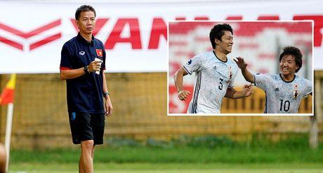 Tin HOT toi 27/10: Lo diem yeu chet nguoi cua U19 Nhat Ban - Anh 1