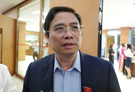 Ong Pham Minh Chinh noi ve nhung vi pham cua cuu Bo truong Vu Huy Hoang - Anh 1