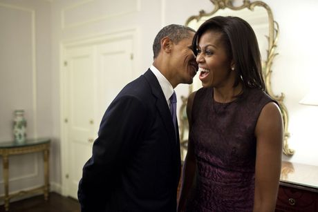 De nhat phu nhan My Michelle Obama se dan than vao chinh tri? - Anh 2