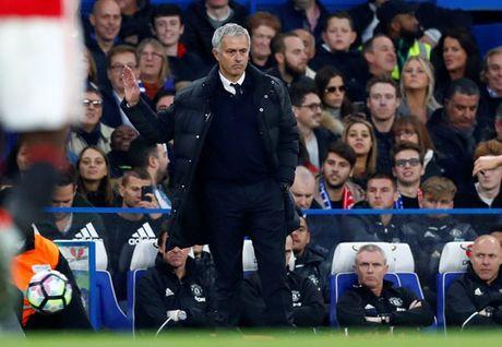 Vet truot cua Jose Mourinho - Anh 1