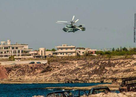 Nga dua mat than Ka-31 den Syria - Anh 1