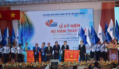 Chu tich nuoc du le ki niem thanh lap truong Dai hoc Kinh te TP. Ho Chi Minh - Anh 2