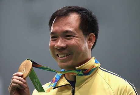 Hoang Xuan Vinh khong du giai vo dich ban sung Dong Nam A - Anh 1
