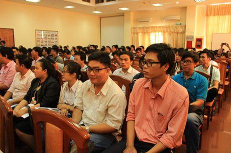 Can tao dieu kien giup cac startup tiep can CNTT - Anh 1