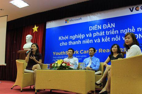 Can tao dieu kien giup cac startup tiep can CNTT - Anh 3