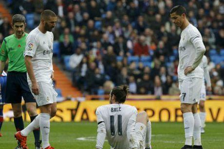 "Real: Den luc ""khai tu"" tam tau Bale–Benzema-Ronaldo - Anh 1"