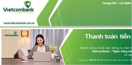 Tra xong no cho Prudential, van bi Vietcombank tru tien trong tai khoan - Anh 1