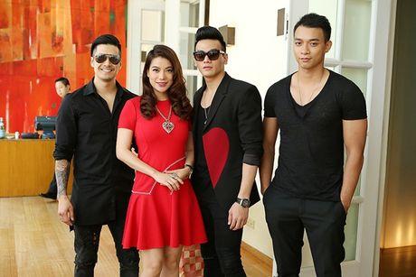 Diem My, Truong Ngoc Anh hoi ngo mung sinh nhat Thien Nguyen - Anh 1