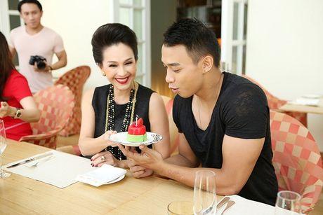 Diem My, Truong Ngoc Anh hoi ngo mung sinh nhat Thien Nguyen - Anh 2