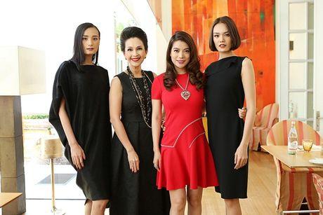 Diem My, Truong Ngoc Anh hoi ngo mung sinh nhat Thien Nguyen - Anh 3