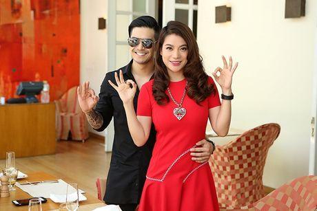 Diem My, Truong Ngoc Anh hoi ngo mung sinh nhat Thien Nguyen - Anh 4