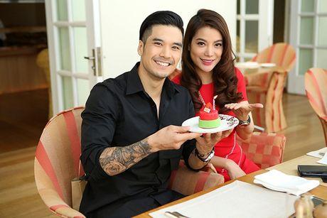 Diem My, Truong Ngoc Anh hoi ngo mung sinh nhat Thien Nguyen - Anh 5