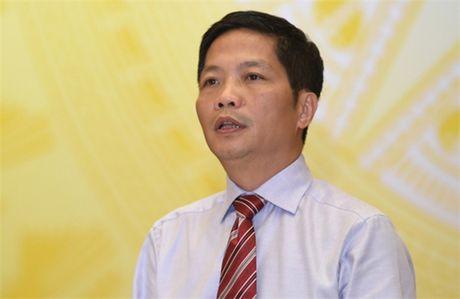 Bo truong Tran Tuan Anh: Se to chuc trien khai som ket luan ve sai pham cua ong Vu Huy Hoang - Anh 1
