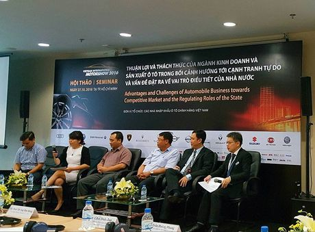 Kinh doanh va san xuat o to Viet Nam trong boi canh hoi nhap: Thuan loi va thach thuc - Anh 1