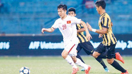 U19 Viet Nam quyet dau Nhat Ban - Anh 1
