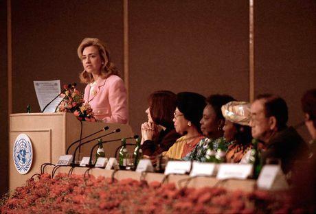 Hillary Clinton: Tu nu huong dao sinh den ung vien Tong thong My - Anh 15
