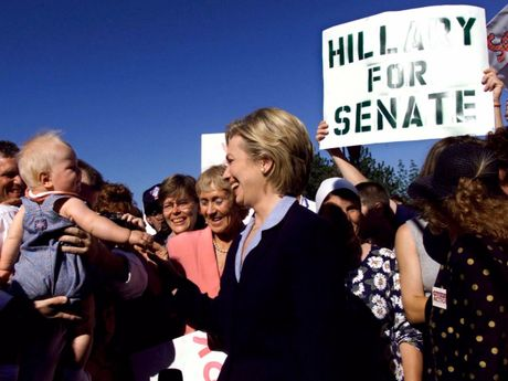 Hillary Clinton: Tu nu huong dao sinh den ung vien Tong thong My - Anh 18