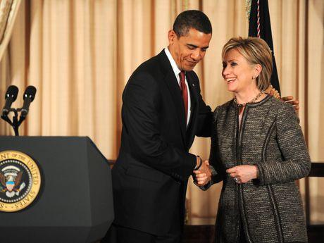 Hillary Clinton: Tu nu huong dao sinh den ung vien Tong thong My - Anh 20