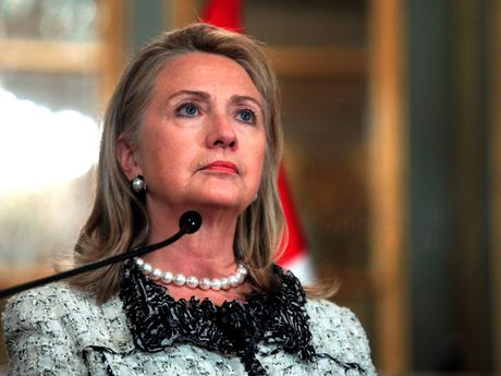 Hillary Clinton: Tu nu huong dao sinh den ung vien Tong thong My - Anh 23