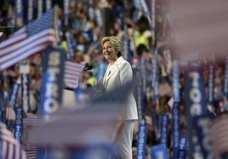 Hillary Clinton: Tu nu huong dao sinh den ung vien Tong thong My - Anh 26