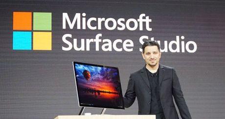 Microsoft doi dau Apple bang bo doi surface moi voi nhieu cai tien - Anh 1