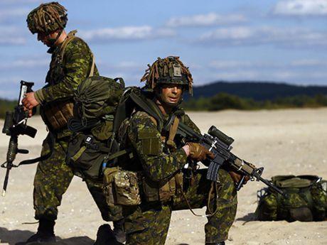 NATO lai nham nhe 'the hien' o Bien Den - Anh 1