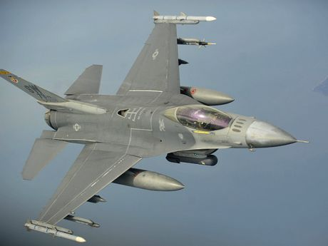 Chien dau co F-16 co the duoc san xuat tai An Do - Anh 1