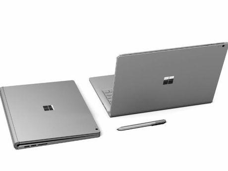 Microsoft nang cap Surface Book: Pin 16 tieng, GPU moi - Anh 10