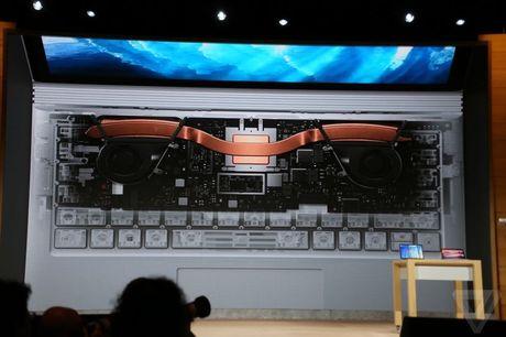 Microsoft nang cap Surface Book: Pin 16 tieng, GPU moi - Anh 3