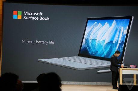 Microsoft nang cap Surface Book: Pin 16 tieng, GPU moi - Anh 5