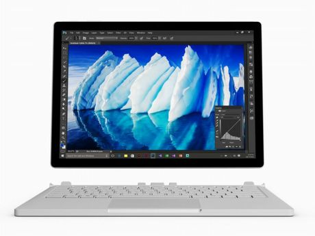 Microsoft nang cap Surface Book: Pin 16 tieng, GPU moi - Anh 8