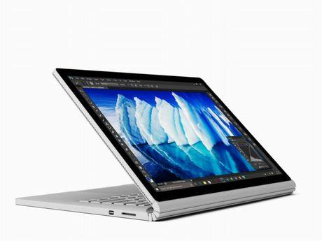 Microsoft nang cap Surface Book: Pin 16 tieng, GPU moi - Anh 9