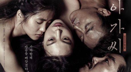 Phim co nhieu canh sex, tao bao va gay soc 'Nguoi hau gai' hay nhat Han Quoc 2016 - Anh 1