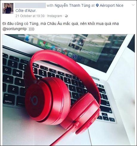 Son Tung M-TP phan ung bat ngo sau lum xum voi Trang Phap - Anh 7