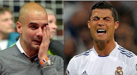 Guardiola cau xin duoc tro lai Barcelona, Ronaldo khoc vi bi bo roi o le trao giai La Liga - Anh 1