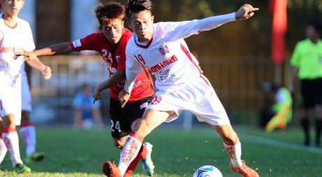 U.21 HAGL va U.21 Than Quang Ninh vao ban ket - Anh 1