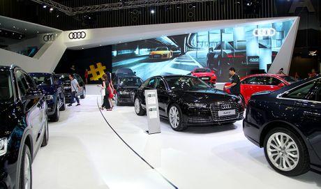 Kham pha Audi – ngoi nha Quattro tai Trien lam VIMS 2016 - Anh 1