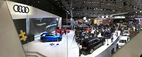 Kham pha Audi – ngoi nha Quattro tai Trien lam VIMS 2016 - Anh 2