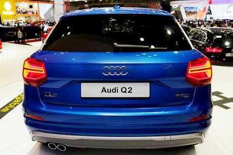 Kham pha Audi – ngoi nha Quattro tai Trien lam VIMS 2016 - Anh 5