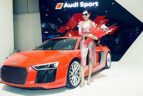 Kham pha Audi – ngoi nha Quattro tai Trien lam VIMS 2016 - Anh 7