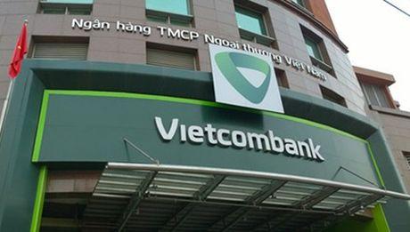 Vietcombank: Loi nhuan 9 thang dat 84% ke hoach nam - Anh 1