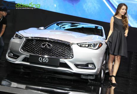 Coupe the thao hang sang Infiniti Q60 ra mat tai Sai Gon - Anh 2