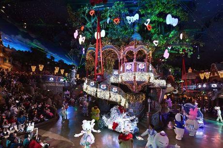 Viet Nam se co cong vien chu de nhu Disneyland - Anh 1